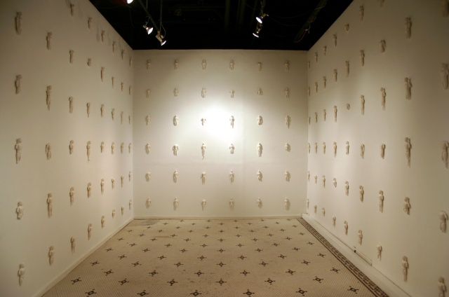 phantoms (installation view)