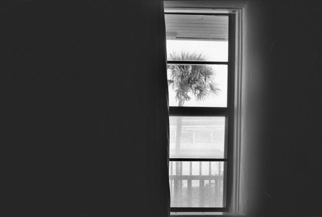 View from Hotel, Daytona Beach, Florida.