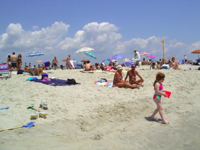 Jones Beach, New York.