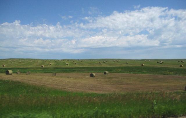 Near Kadoka, South Dakota.