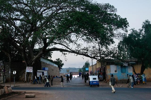 Street Scene, Harar, Ethiopia.
