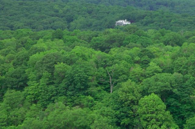 Lone House, Upstate New York.