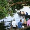 Water Taxis, Kerala, India.