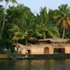 Houseboat for Tourists, Kerala, India.