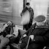 Subway, New York, New York.