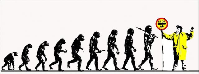 EVOLUTION 1ST ATTEMPT