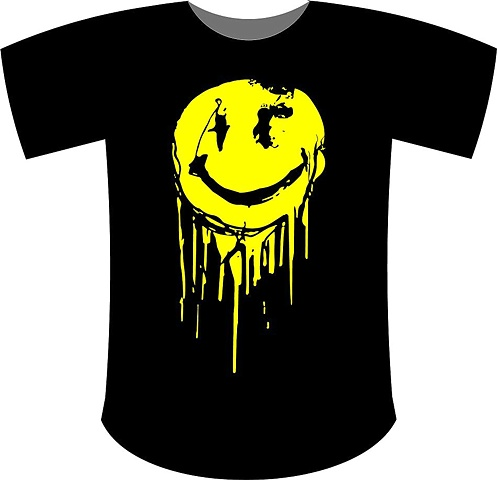 acid head t shirts