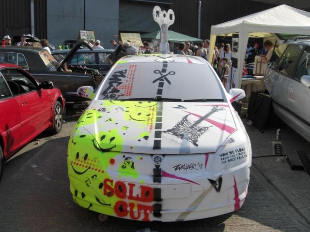 ART CAR BOOT SALE