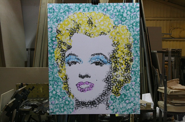 Recycled Monroe