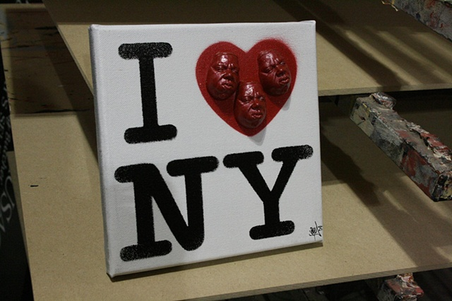 I BIGGIE NY