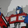 Optimus Primed! (Grey)