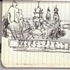 Barcelona Field Sketch 3