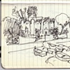 Cadeques Field Sketch 2
