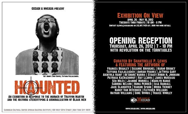 H(a)unted Exhibit