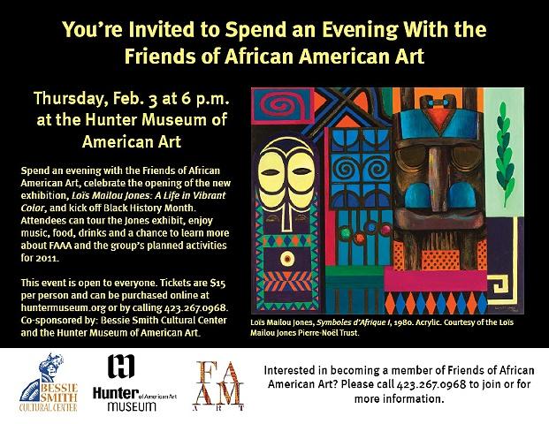 Lois Mailou Jones: Friends of African American Art