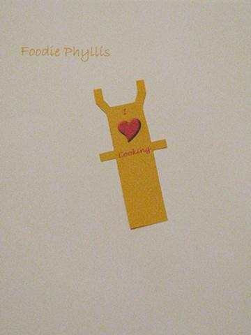 Foodie Phyllis