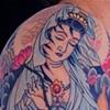 Kannon & Dragon Tattoo / Tatuagem da Kannon e Dragao