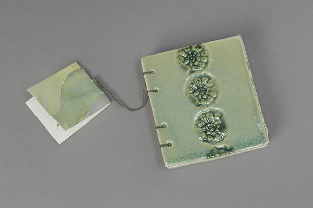 Printemps  ceramic cover