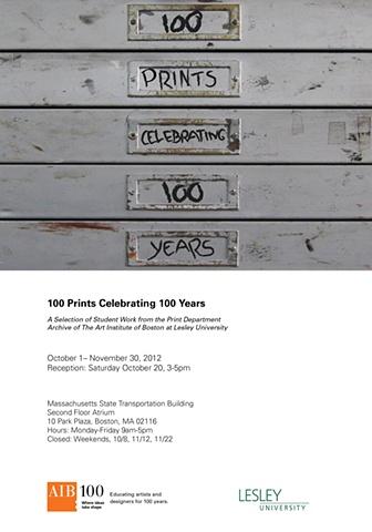 100 Prints