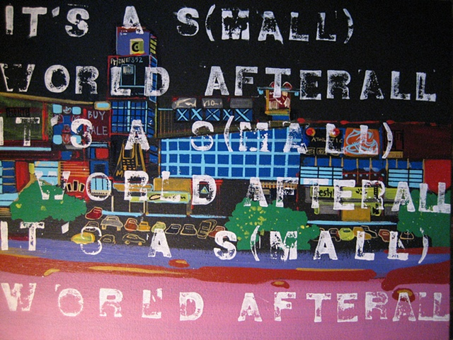 It's a Small World, Afterall