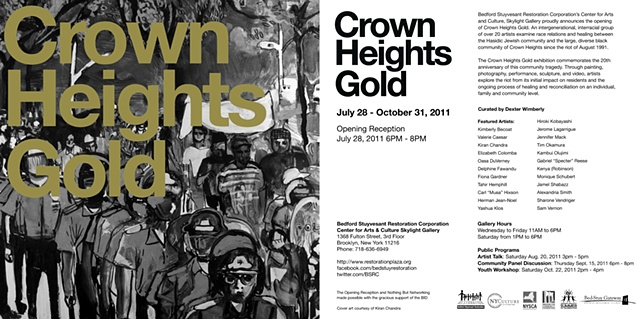 Crown Heights Gold