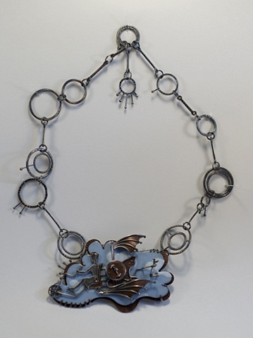 Escape Artist Necklace