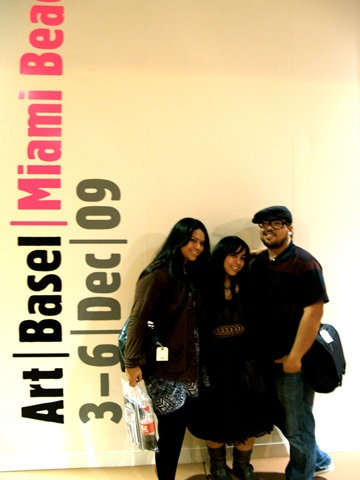 The BIO's @ Art Basel Miami