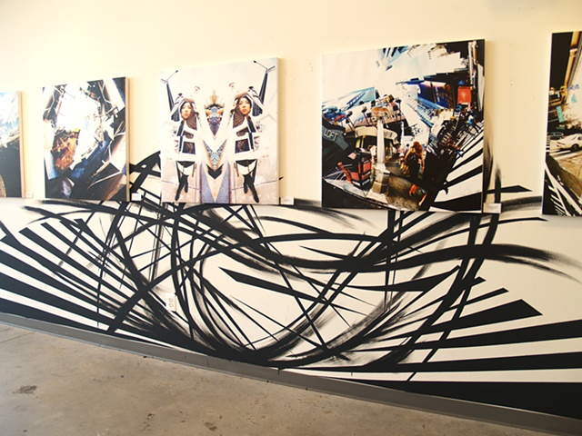 """BIOMORPHIC"" The solo show of Gigi BIo @ Art Whino Gallery"