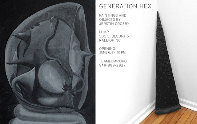 Jerstin Crosby  Generation Hex