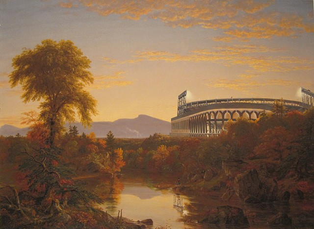 The Catskills, Citi Field