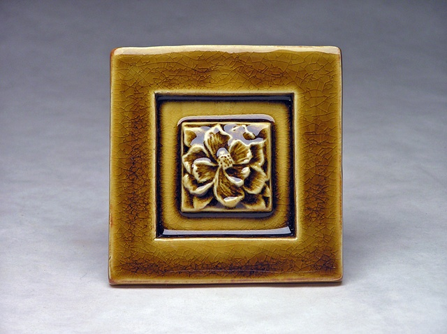 Dogwood Flower Tile