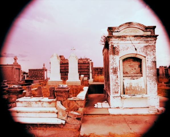 "Brienne Joubert Photography  ""Cities of the Dead"""