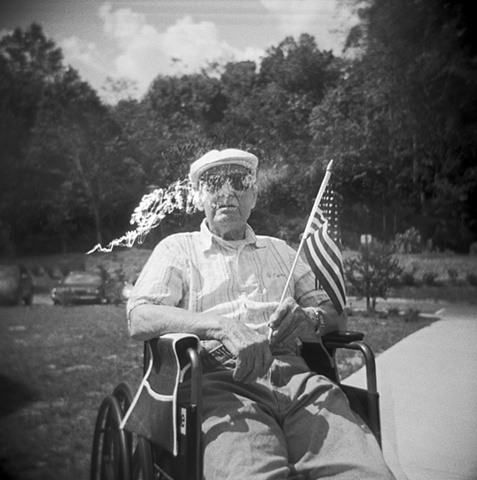 WWII photography veteran hp-5