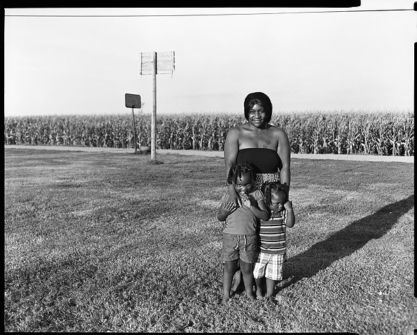 Northern Mississippi Delta Photography Large Format Film Matt Ivey Tunica County