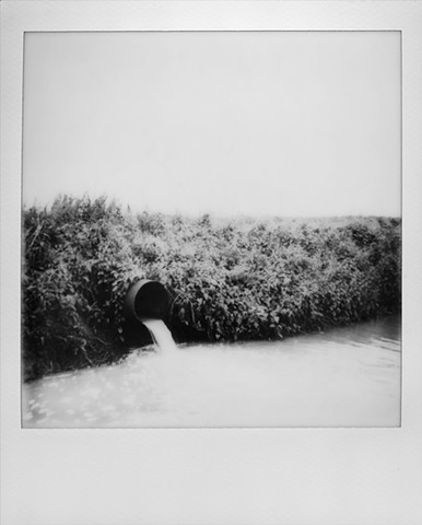 The Mississippi Delta, Northern Mississippi, Polaroid Photography, Trigger Finger Photo, Matt Ivey Photography
