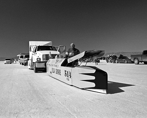Bonneville Addicted to Speed