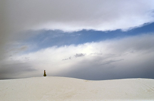 white sands national park; fuji velvia