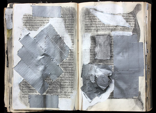 Book 1/ Language As Textural Shape