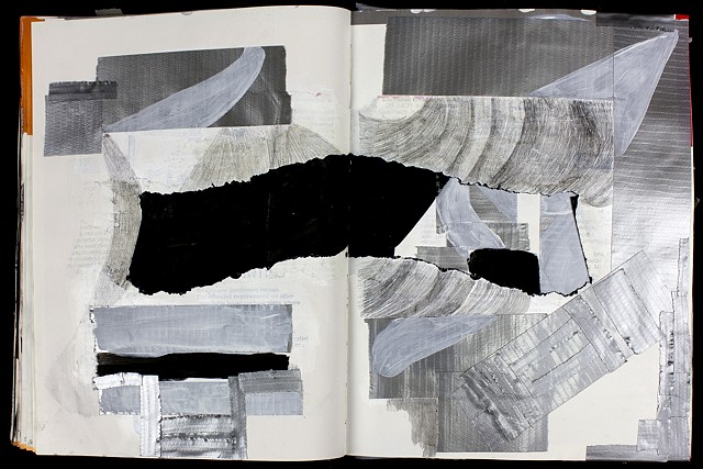 Book 3/ Thought As Textural Shape