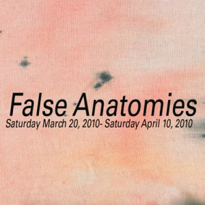 False Anatomies