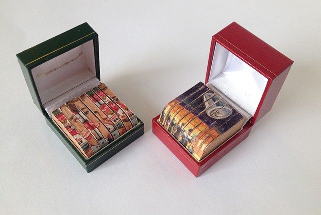 tiny ring box puzzles