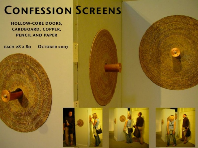 confession screens