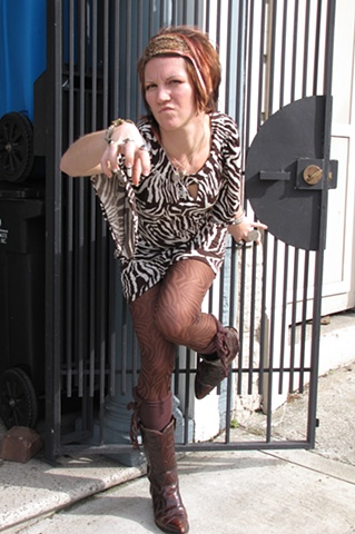 animal print leopard zebra cheetah tiger performance san francisco color fashion clothing dress