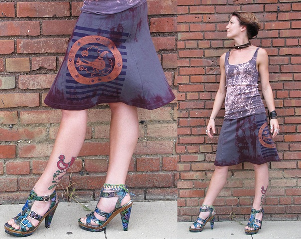 Folk Revival Custom Order Skirt
