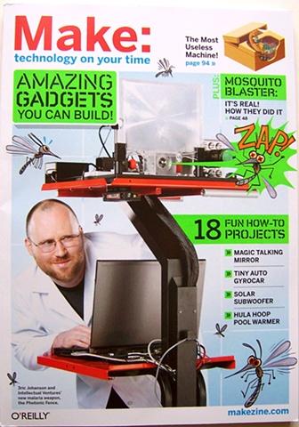 Make Magazine: 23