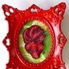 El Corazon (red laquer frame)