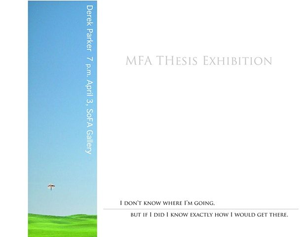 Thesis Invitation