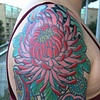 Maya&#39;s paisley tattoo
