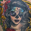 Jen&#39;s Sugar Skull Lady