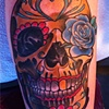 Melanie&#39;s sugar skull